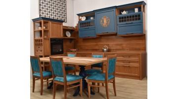 Анонс. Кухня СкандинавиЯ от фабрики Армандо.  Дешевле и удобнее купить на производстве.
