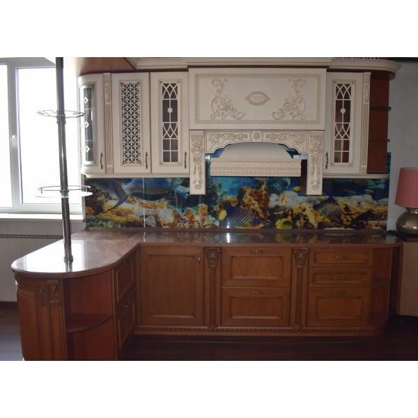"""Кухня из массива  """"Aqua Styl..."""