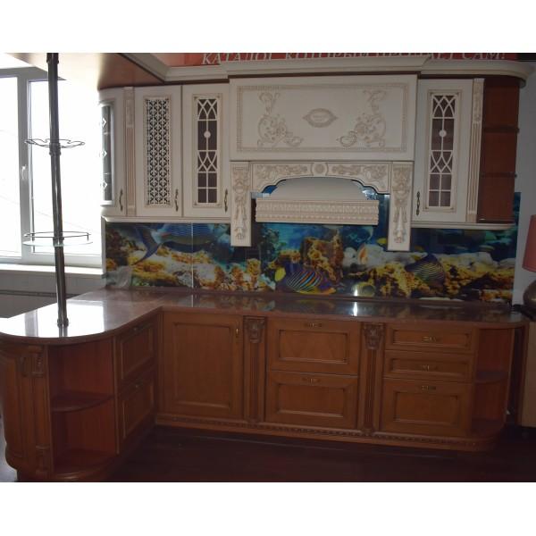 """Кухня из массива  """"Aqua Style"""" Распродажа образцов"""