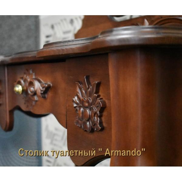 """Туалетный столик """"Армандо"""" из дуба на заказ в Одессе"""