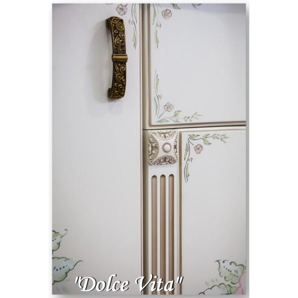 """Комплект мебели для ванной """"Dolce Vita"""" (тумба под умывальник и зеркало в раме)"""