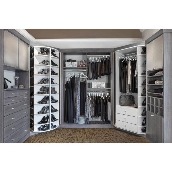 "Шкаф-купе гардеробная классика ""Мега&quo..."
