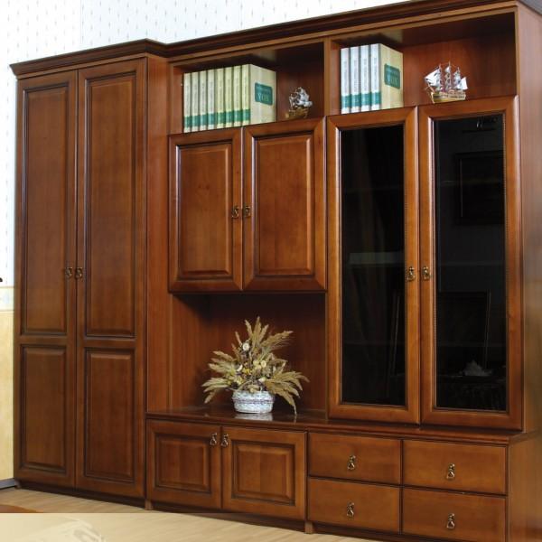 Книжный шкаф  классика на заказ в Одессе...